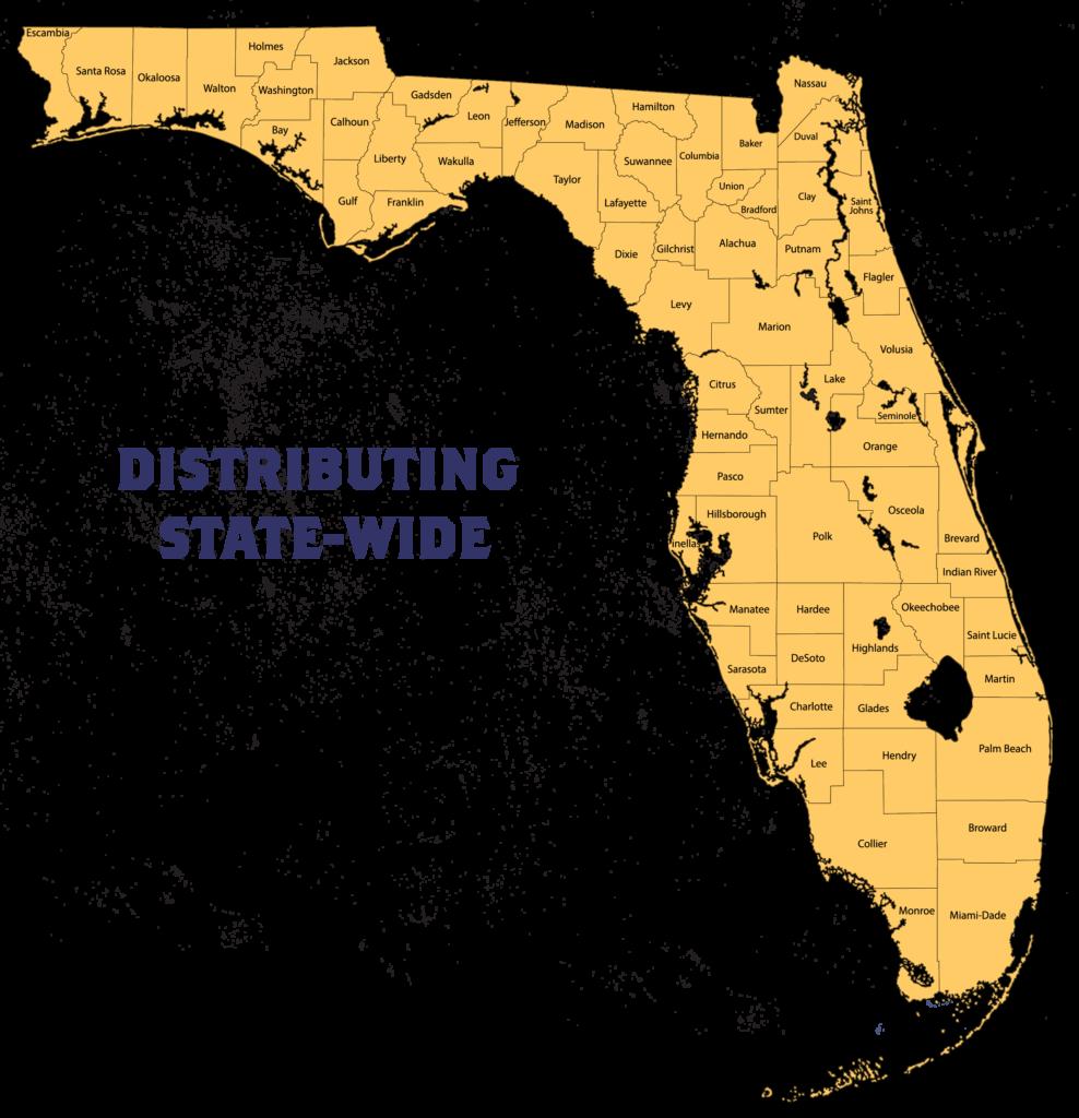 Distro-Map-Vector